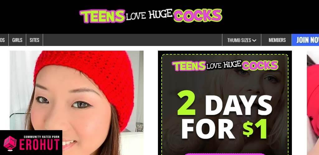 TeensLoveHugeCocks.com