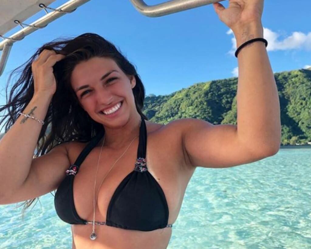 Mackenzie Dern Nude Sexy