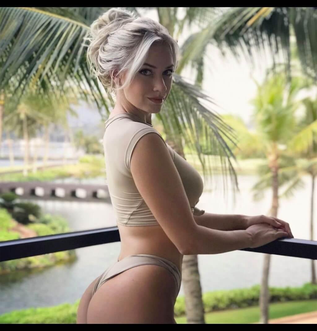 Paige Spiranac Nude Sexy