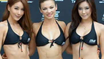 Top 30: The Hottest Female Athletes & MMA, UFC Girls (2020)