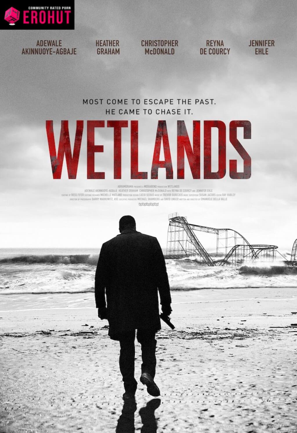 Wetlands (2017) Sex Scene