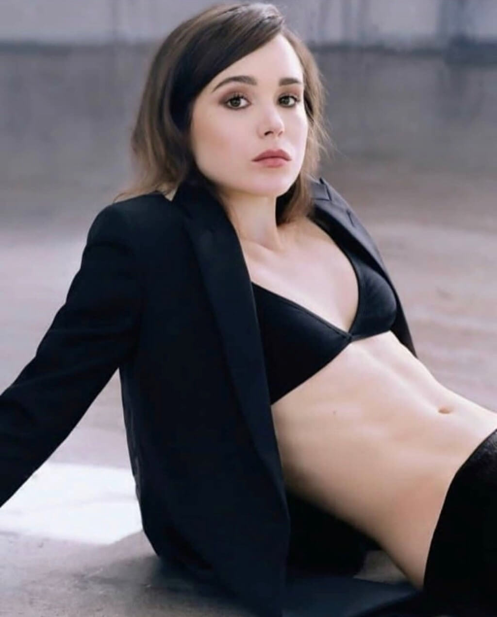 Ellen Page Lesbian