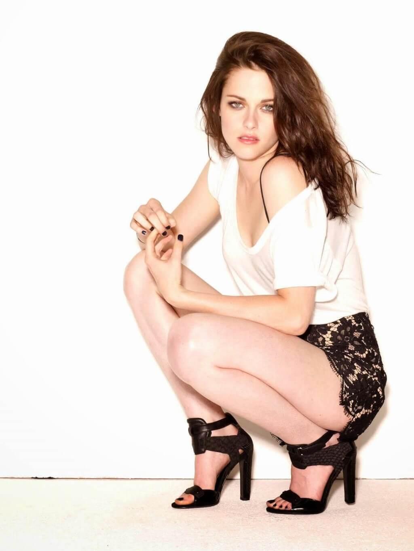 Kristen Stewart Lesbian
