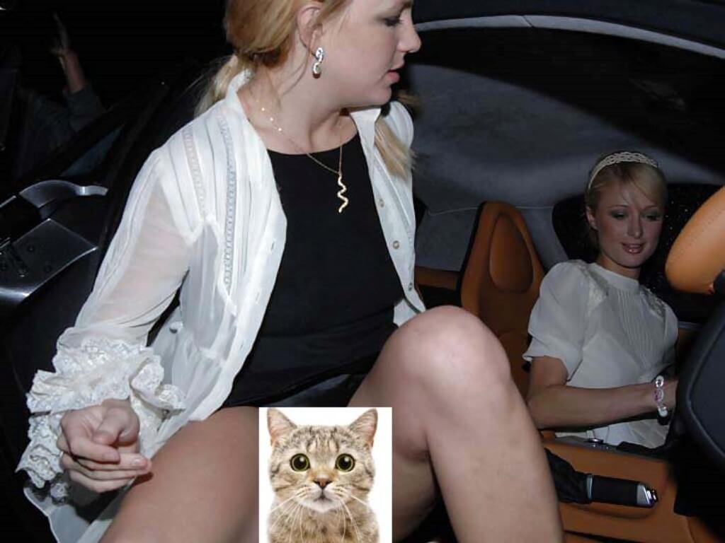 Brittney Spears Pussy Upskirt