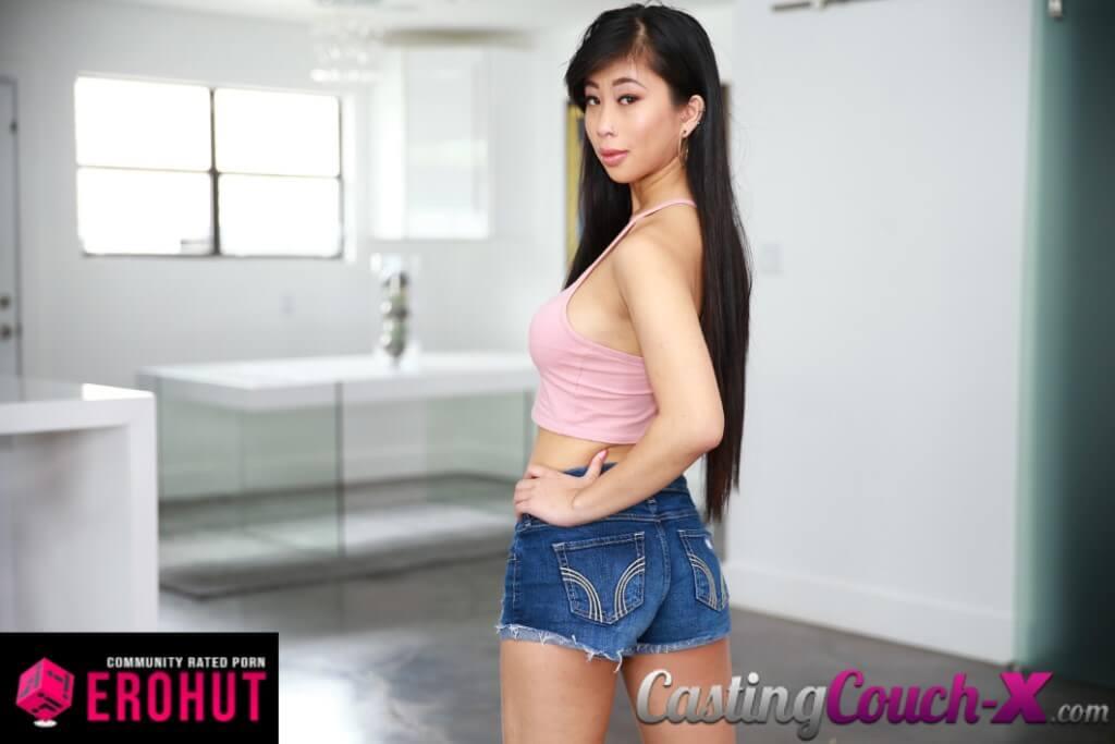Jade Kush Hairy Pussy