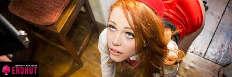 Top 10: Hottest Ginger and Redhead Pornstars (2019)
