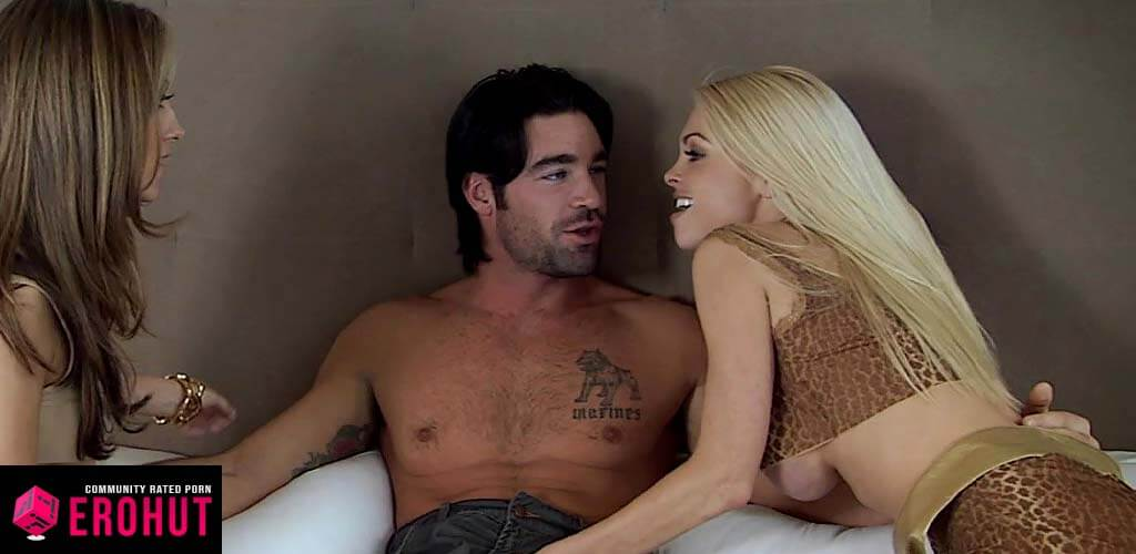 Jesse Jane and Rick Patrick Fucking