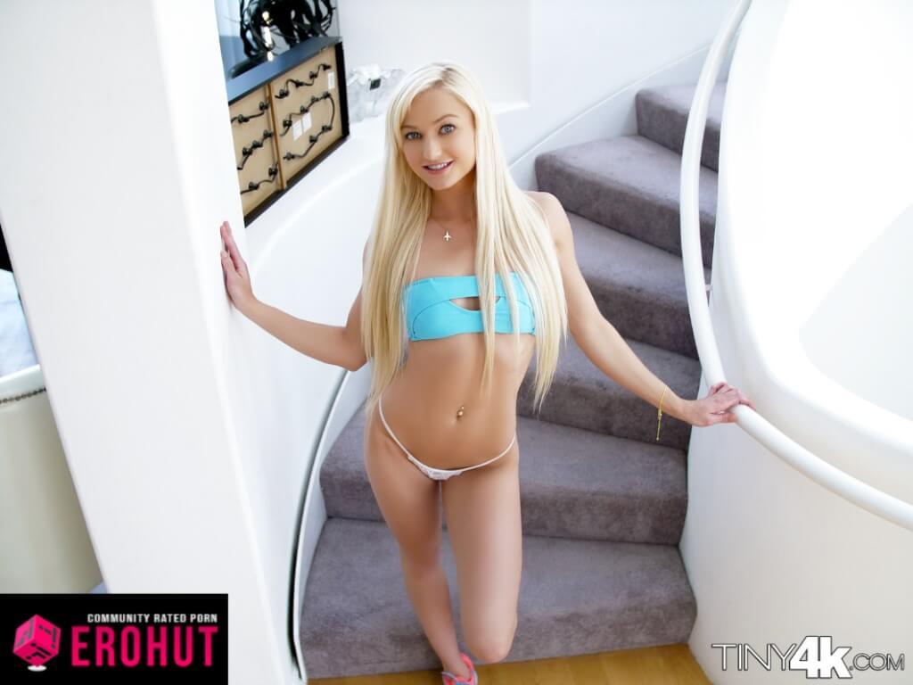 Morgan Rain Blond Pornstar