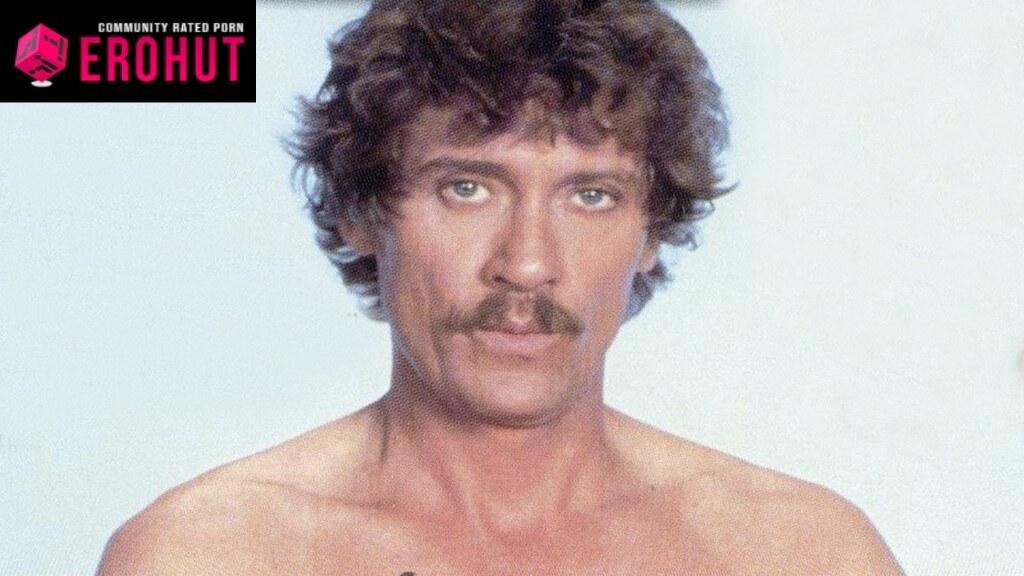 John Holmes Vintage Pornstar