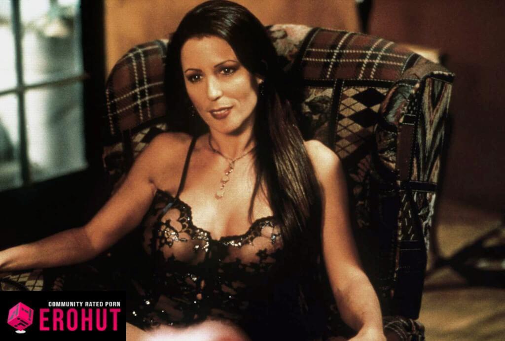 Nikki Fritz 90s Pornstar